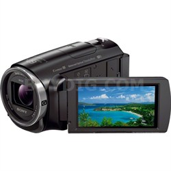 HDR-PJ670 Full HD 60p Camcorder w/ Built-In Projector - OPEN BOX