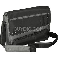 "VAIO VGP-AMB14/B 16.4"" Notebook Messenger Bag"