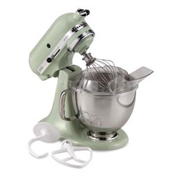 Artisan Series 5-Quart Tilt-Head Stand Mixer in Pistachio - KSM150PSPT