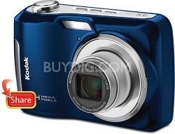 EasyShare C195 14MP 3.0 inch LCD Digital Camera - Blue