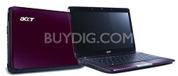 AS1410 11.6 inch Notebook PC, Red (AS1410-2936)