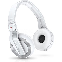 HDJ-500W Professional DJ Headphone - White - OPEN BOX