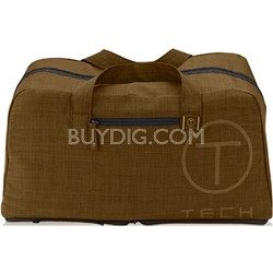 T-Tech Packable Duffel, Rust