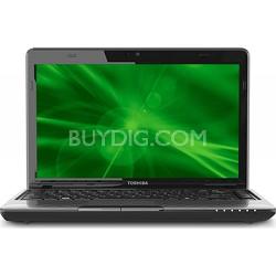 """Satellite 13.3"""" L735-S3220 Graphite Notebook PC - Intel Core i5-2410M Processor"""