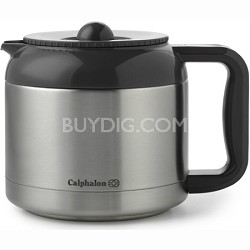 Thermal Carafe for Calphalon Quick Brew 10 Cup Thermal Coffee Maker - 1809565