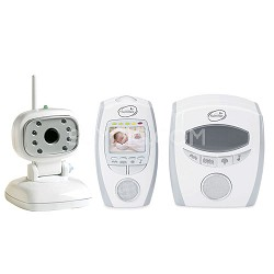 2.4 GHz Color Video Monitor with Crib Soother