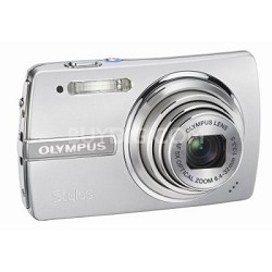 Stylus 840 8.1MP Digital Camera (Silver)