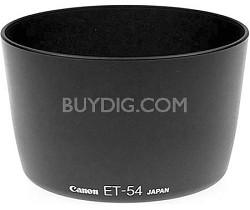 ET-54 Lens Hood for Canon EF 55-200 f/4.5-5.6 USM, USM / II