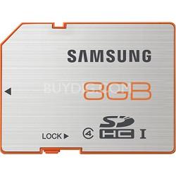 SD Plus Ultra High Speed 8GB Class 4 Memory Card