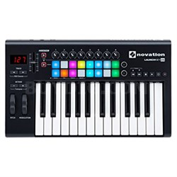 Launchkey 25 USB Keyboard Controller for Ableton Live, 25-Note MK2 Version