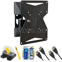 "DIY Basics Extension Mount & Set Up Kit for 13""-37"" TVs up to 40LB - TMX-022FM"