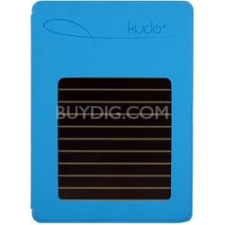 Solar Case with HDMI for iPad2 / iPad3 - Blue