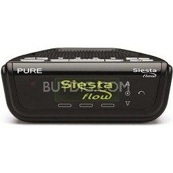 Siesta Flow Bedside Internet and FM Radio