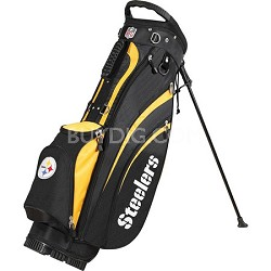 NFL Pittsburgh Steelers Golf Carry Bag