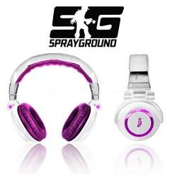 SL1017P DJ Pro Pink Headphones