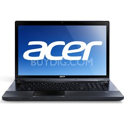 "Aspire AS8951G-9600 18.4"" Notebook PC - Intel Core i7-2630QM Processor"
