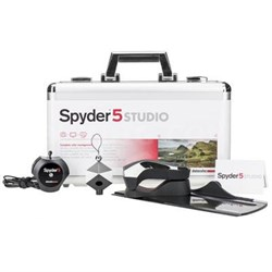 Spyder 5 Studio Color Calibration Kit - S5SSR100