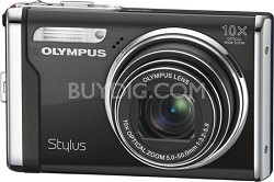 "Stylus 9000 12MP 2.7"" LCD Digital Camera (Black) value Bundle"