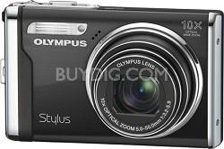 "Stylus 9000 12MP 2.7"" LCD Digital Camera (Black) value Bundle"