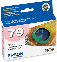 Claria Hi-Definition Ink Cartridge (Light Magenta) for Epson Stylus 1400