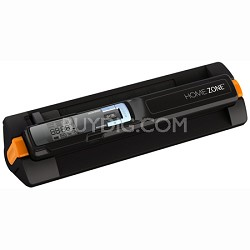 Portable Scanner with Docking Station (Black)(EZSCAN1000-BK)
