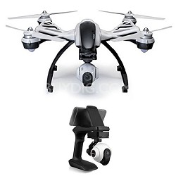 Q500+ Typhoon Quadcopter with CGO2-GB Camera CGO SteadyGrip Gimbal System Bundle