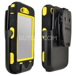 Defender Case for iPhone 3G, 3G S (Yellow/Black)