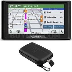 Drive 50 GPS Navigator (US) 010-01532-0D Soft Case Bundle
