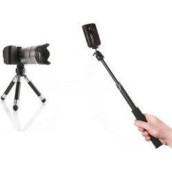 VCC-A019-MP Monopod & Tripod for Muvi and Muvi HD range