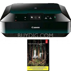 MG6320 Wireless All-In-One Printer (Blue) + Adobe LR5 (Allow 3-6 Processing)