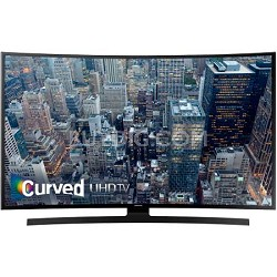 UN48JU6700 - 48-Inch Curved 4K Ultra HD Smart LED HDTV