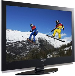"""LN-S3296D 32"""" high-definition LCD TV"""