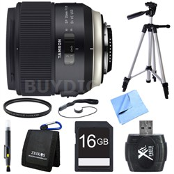 SP 35mm f/1.8 Di VC USD Lens for Sony Mount Bundle