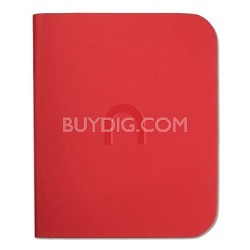 NOOK (2nd Edition) Oliver Cover in Red - Simple Touch