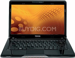 "Satellite T135-S1300 13.3"" Notebook PC - Nova Black"