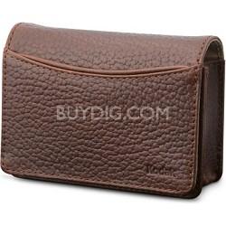 Premiere Leather Camera Case - Cowboy Brown