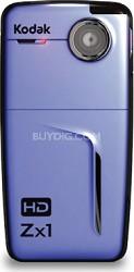 Zx1 Pocket Video Camera (Blue)