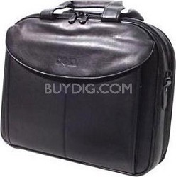 Leather Notebook Bag - up to 15.4 inch