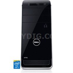 XPS 8700 X8700-1494BLK Desktop PC - Intel Core i7-4790 Processor - OPEN BOX