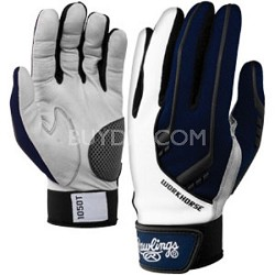 BGP1050T - 1050 Workhorse Batting Gloves, Navy, Medium