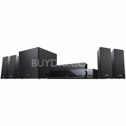 HTSS380 - 3D Blu-ray Disc Matching Surround System