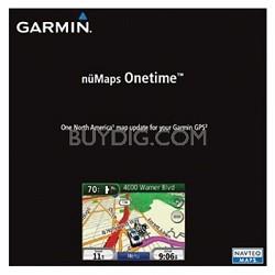 nuMaps Onetime North America NT 2010 DVD