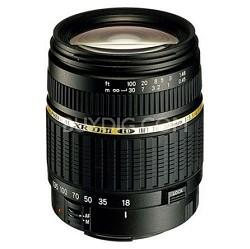 18-200mm F/3.5-6.3 AF DI-II LD Lens f/ Nikon w/ Built-in motor - OPEN BOX