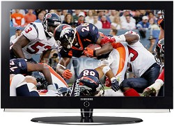 """LN-S4096D 40"""" High Definition LCD TV w/ CableCard slot"""