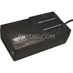 AVR700U 700VA AVR UPS TEL/DSL 120V 5-15R with 8 Outlet