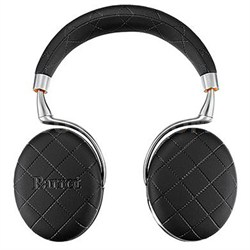 Zik 3 Wireless Bluetooth Headphones w/ Wireless Charger (Black Overstitched)