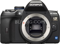 "E-620 12.3MP 2.7"" LCD Digital SLR (Body)"