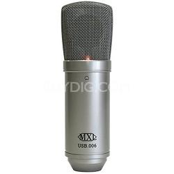USB006 USB Cardioid Condenser Microphone