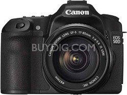 EOS 50D SLR Camera with 17-85mm Lens - REFURBISHED