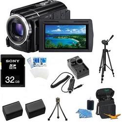 HDR-XR260V HD Camcorder 160GB BUNDLE (Black)